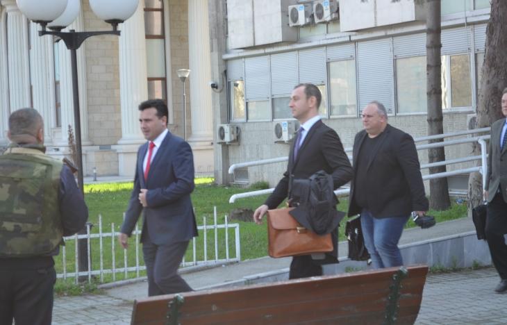 """Смислен план за ослободување на Заев за случајот """"Поткуп"""""""