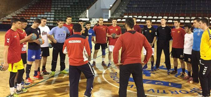 Брестовац повика 19 ракометари за собир на кадетската репрезентација