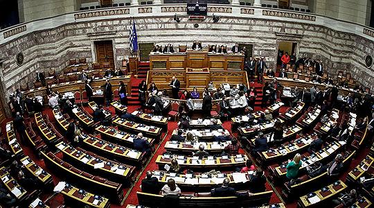 Продолжува расправата во грчкиот Парламент, се гласа недоверба на Владата