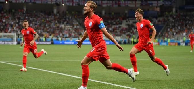 Кејн прв Англичанец со два гола на СП по речиси три децении