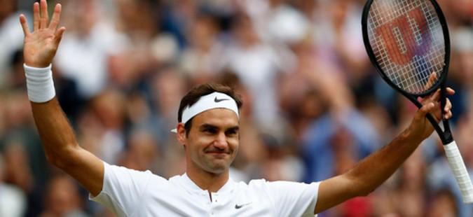 Федерер се пласираше во финалето во Хале
