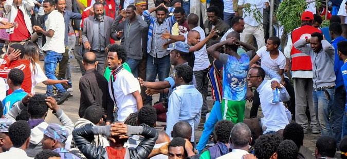 Најмалку 83 повредени при експлозијата на митинг