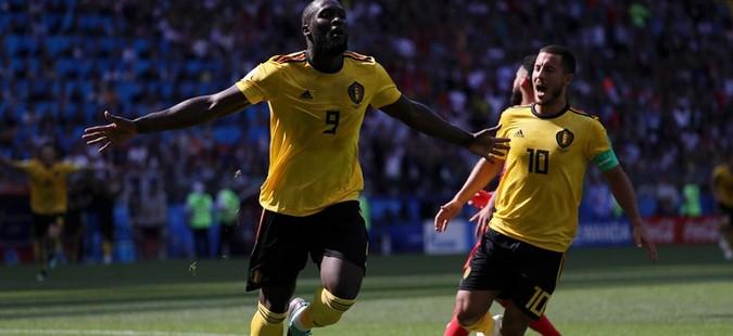 СП 2018: Белгија убедливо го совлада Тунис и обезбеди осминафинале