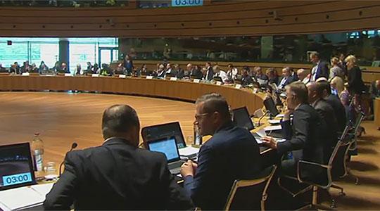 Можно е условно отворање на преговори во јуни 2019 година, спроведување на договорот со Грција еден од условите
