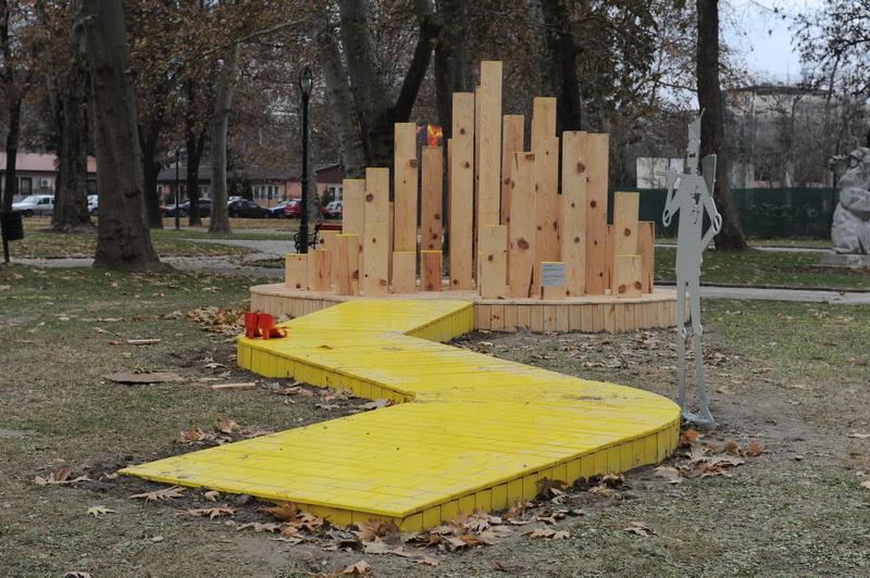 Се санираат 4 детски едукативни инсталации