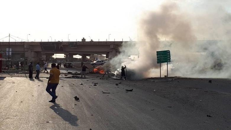 Најмалку една жртва при експлозија во Киркук