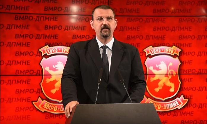 """Стоилковски: И покрај сите притисоци, закани и уцени, Македонија ѝ порача """"НЕ"""" на оваа """"Ќе"""" Влада"""