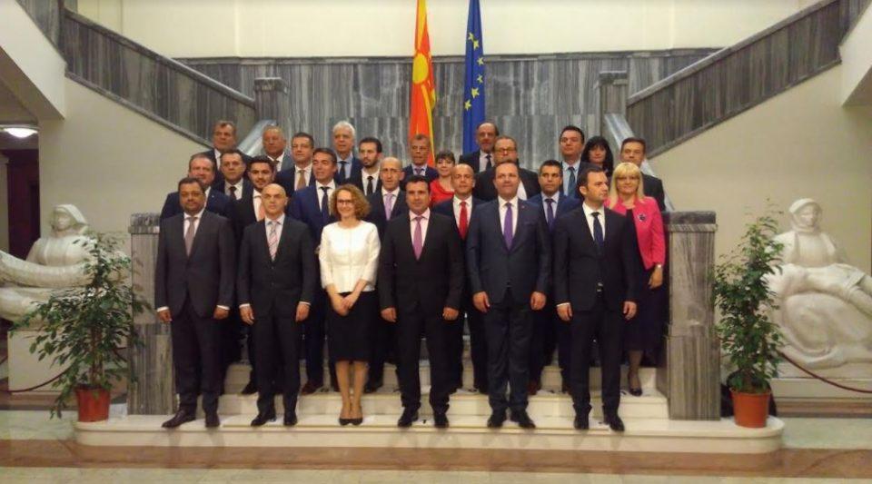 Денеска ќе се бираат новите министри: Ова се предлозите на Заев