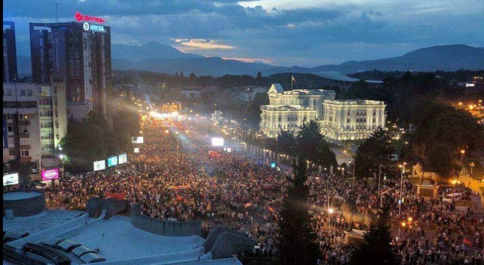 ВМРО-ДПМНЕ: Државата не смее да биде во заложништво на Заев, бараме предвремени избори заедно со претседателските