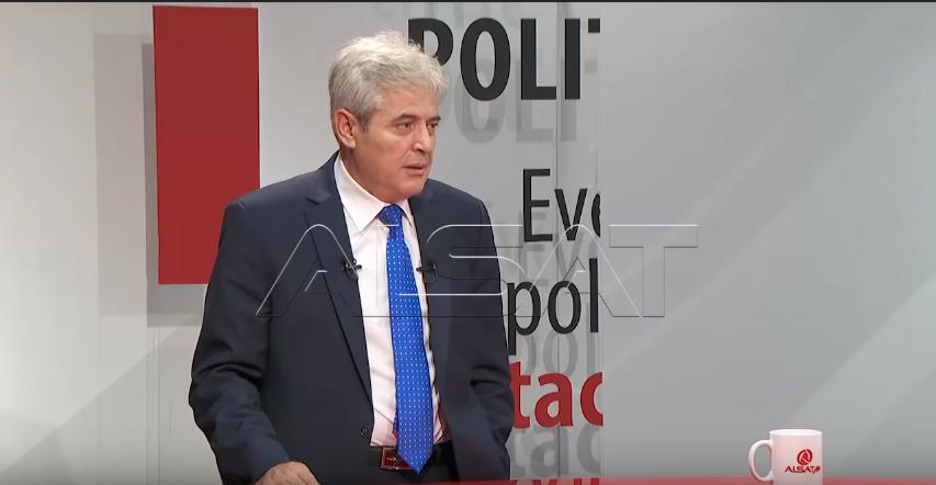 Ахмети: И политичките партии ќе ги мотивираат и ќе ги организираат Албанците од дијаспората за да учествуваат на референдумот за името
