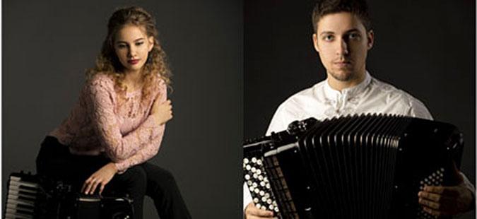 """Концерт """"Од класика до вариете"""" со Александар Коловски и Ана Кришталева"""