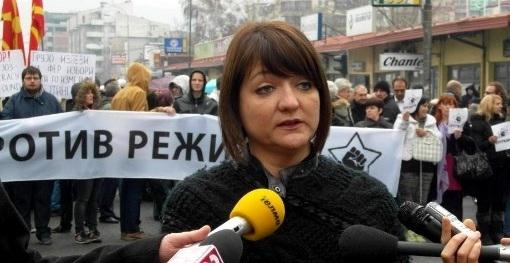 Поранешната потпретседателка на СДСМ Данева по изјавата за Бугарија: Во што се претвори Заев?