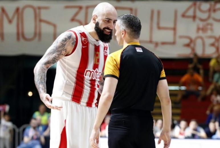 Антиќ казнет со 660 евра поради своето однесување