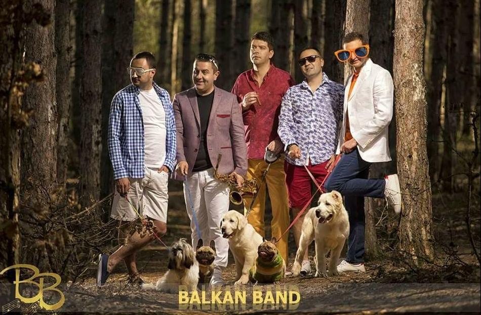 """Стари песни, стари другари""- новата песна на ""Балкан бенд"""