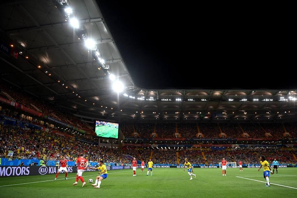 Фаворитот Бразил одигра нерешено со Швајцарија