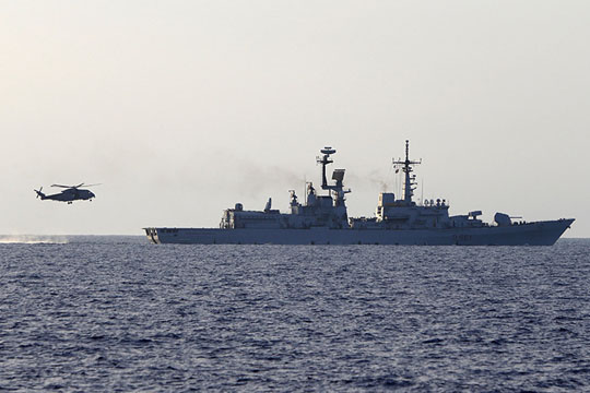 Се преврте брод во Либија, над 100 мигранти исчезнати