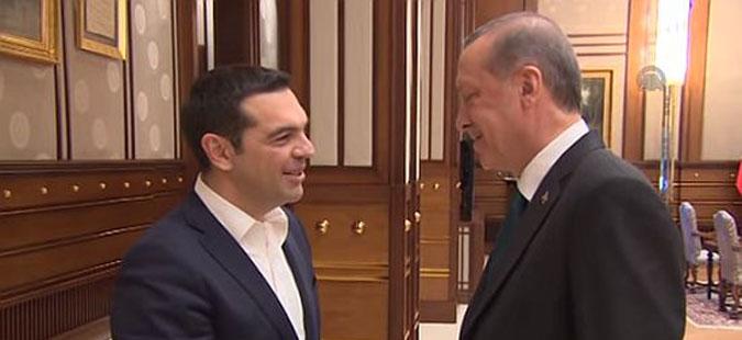 Ципрас побарал од Ердоган да се ослободат грчките војници