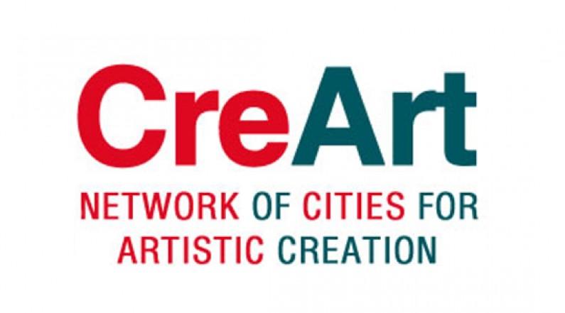 """Изложба на уметници-учесници на европскиот проект """"КреАрт"""""""