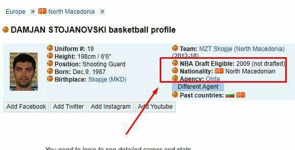 Заев создаде нов идентитет: Кошаркарите од Македонија запишани како северномакедонци (ФОТО)