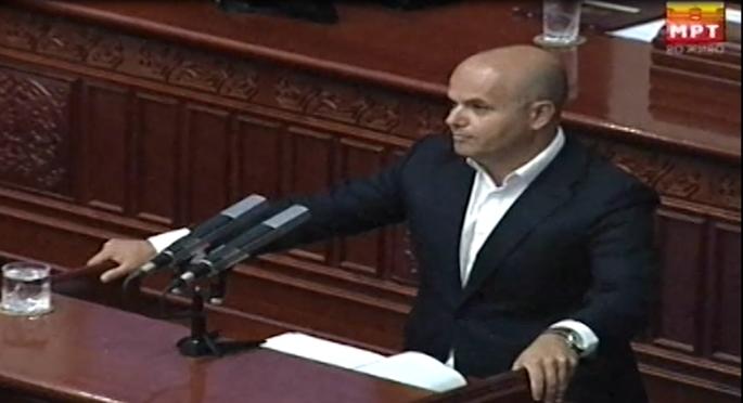 Данев: Со владата на СДСМ, Република Македонија има проблем во имплементација на законските решенија