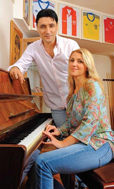 ФOTO: Голема радост во домот на Маја и Дарко Панчеви