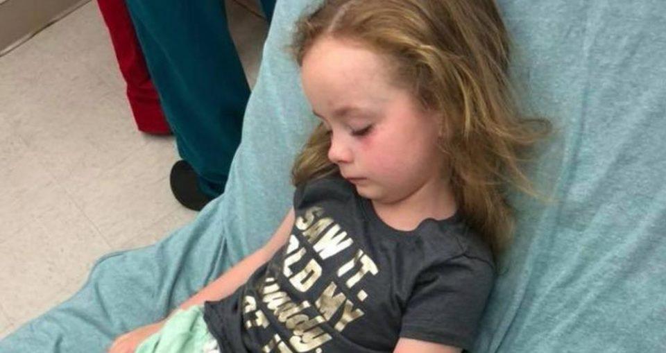 Нејзината ќерка се разбудила парализирана: Кога ја открила причината морала да ги предупреди сите родители!