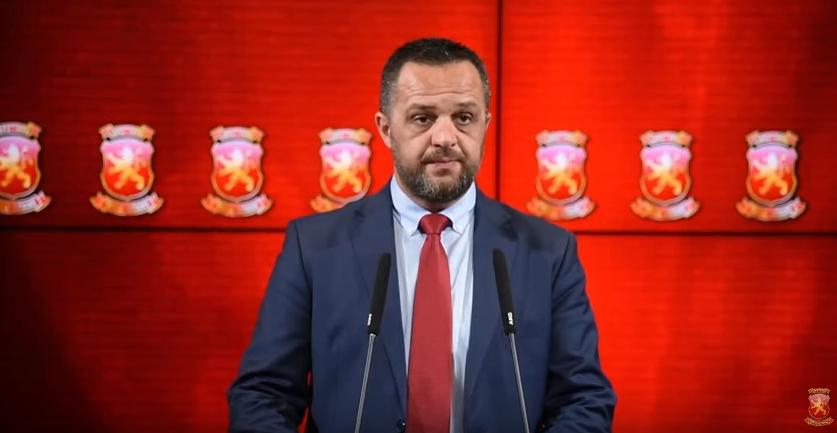 Димовски: Барањата на народот се предвремени избори на кои ќе победи ВМРО ДПМНЕ