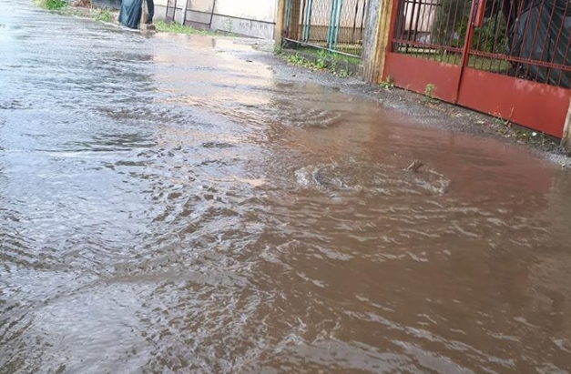 Драчево доби нова река- граѓаните прашуваат дали имаат градоначалник? (ФОТО)
