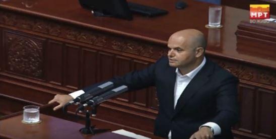 Данев до СДСМ: Должни сте да им се извините на граѓаните зошто им ветувавте чист воздух, а тоа не го исполнивте