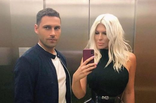 Душко годишно заработува 5.8 милиони евра, па реши да не штеди: Сопругата Карлеуша ја чести со подарок вреден 2 милиони евра