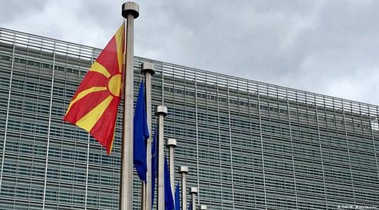 Европскиот совет со поддршка за почеток на преговори со Македонија и Албанија