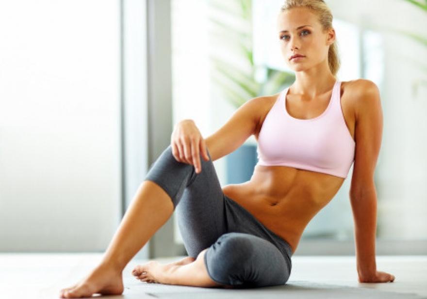 Три едноставни вежби за слаб струк