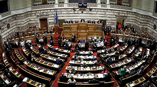 Грчкиот Парламент вечерва ќе гласа за буџетот за 2020 година