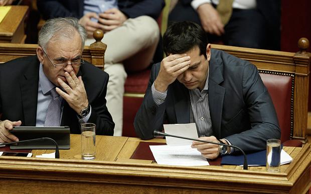 Ципрас нема да собере доволно пратеници за ратификација- Македонија ќе си остане со променето име и без НАТО