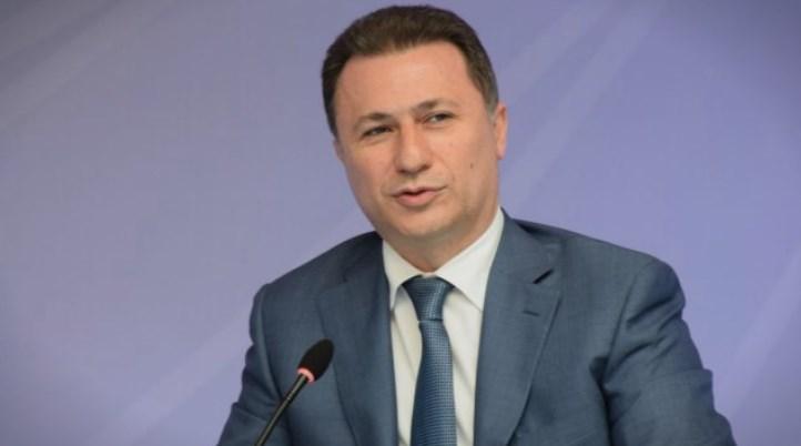 Софија: Груевски нема бугарски пасош