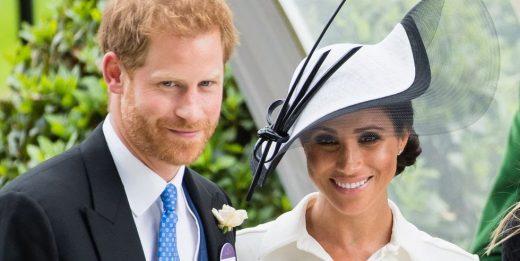 Меган Маркл и принцот Хари ги избраа кумовите: Кралското бебе ќе го крсти холивудскиот актер и неговата сопруга (ФОТО)