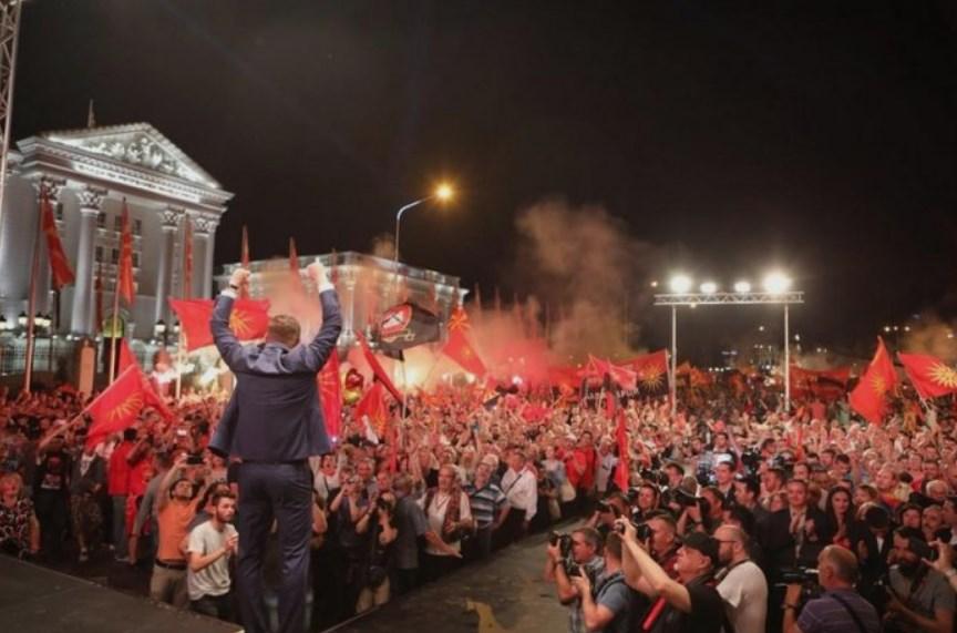 Мицкоски: Предвремени парламентарни избори заедно со претседателските мора да има