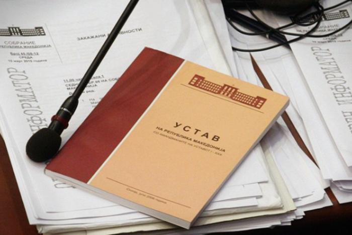Мицкоски: Ние сме против процедурата за законот за двојазичност, неговиот квалитет и уставноста