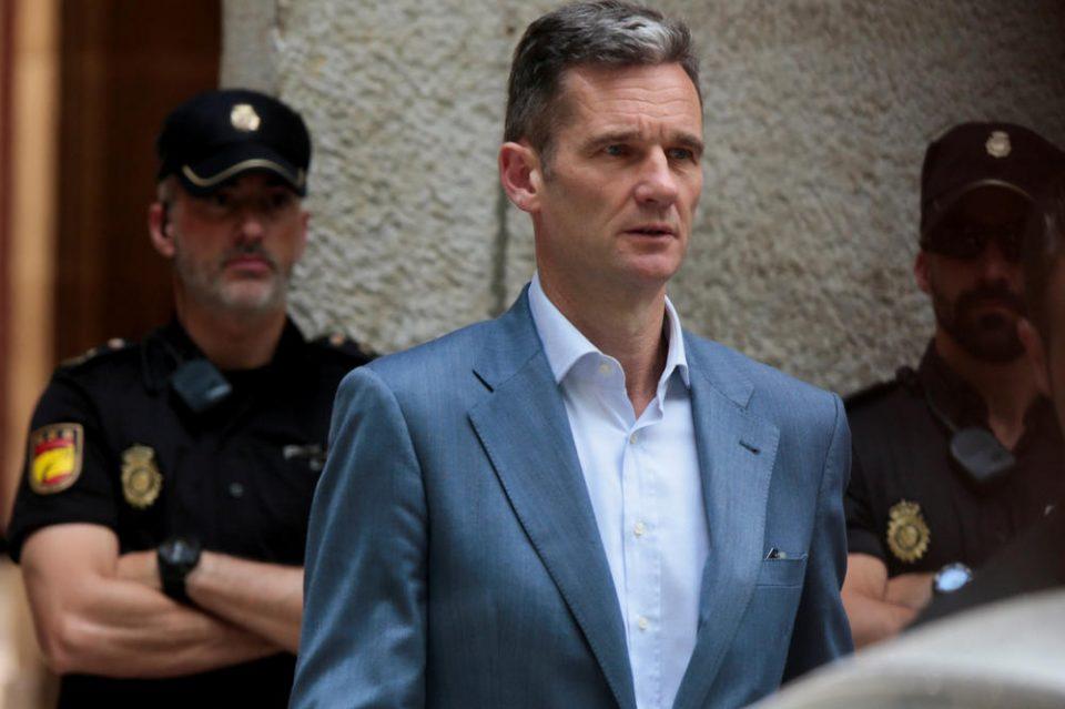 Голем скандал во кралското семејство: Зетот на шпанскиот крал од денеска во затвор