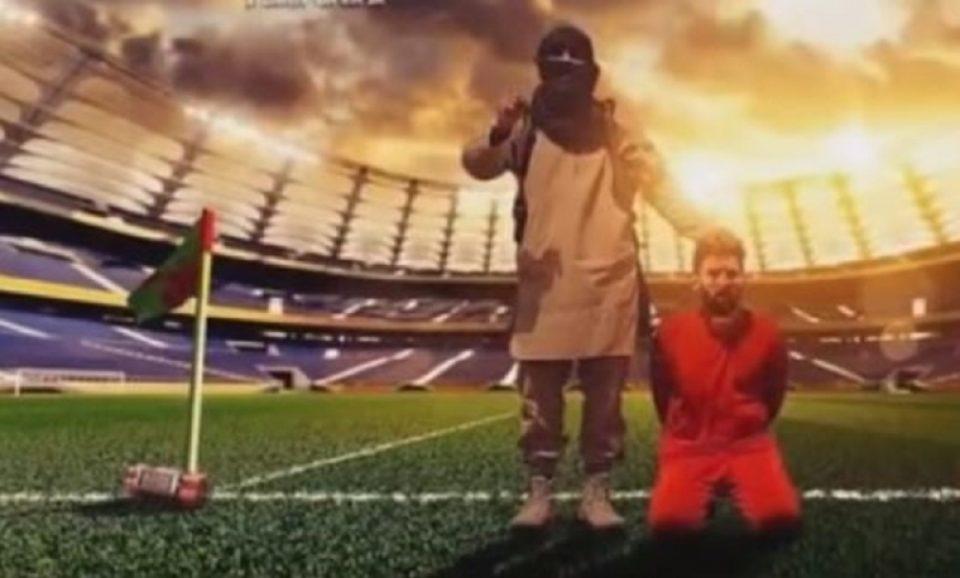 ИД со ново видео повторно се заканува: Најавуваат крвопролевање на Мундијалот, запалени стадиони и заробен Меси
