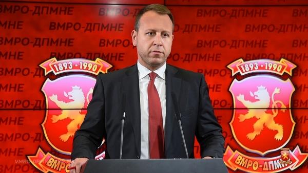"""Јанушев: По објавите во """"Шпигел"""" кој ќе биде следен со оградување и откажување од Зоран Заев и СДСМ?"""
