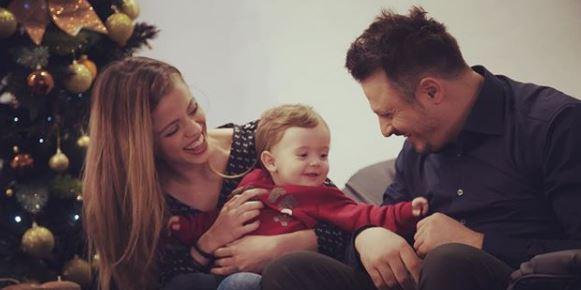 Кајмакоски ѕвезда и меѓу најмалите: Погледнете што направи среде игротека со неговиот син и се ќе ви стане јасно (ФОТО)