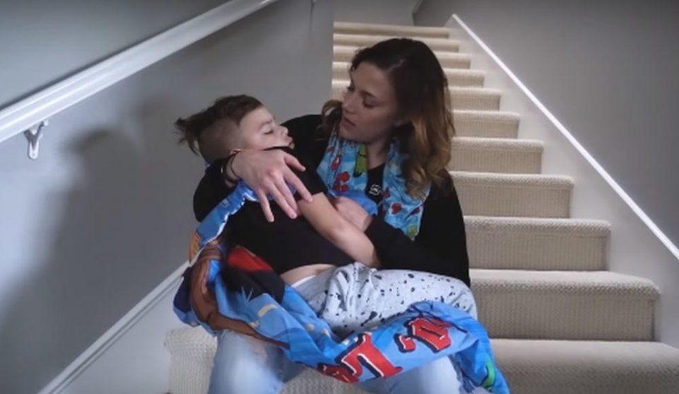 Мојот шестгодишен син ќе почине, а нема да знае која сум: Оваа потресна исповед на мајка ќе ве расплаче (ВИДЕО)