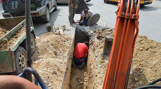 Во Кавадарци се зголемува опфатеноста со атмосферска канализација