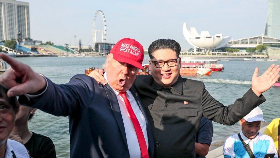 Ким-Трамп самит: Северна Кореја се надева на промени