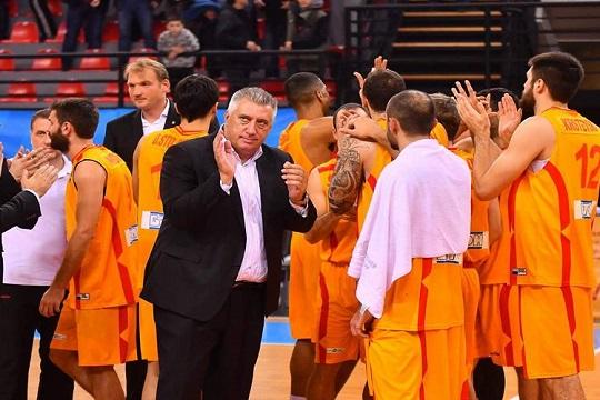 Првиот собир на македонските кошаркари поместен за една седмица