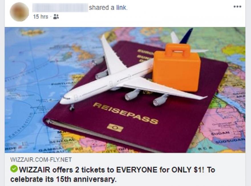 ИЗМАМА: Македонците вчера масовно купувале авионски билети од лажна интернет страна