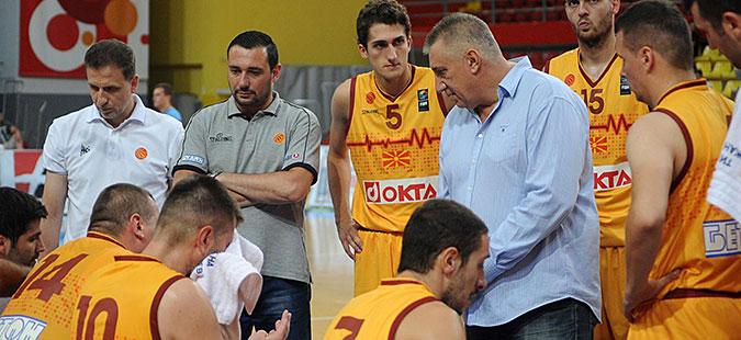 Македонските кошаркари гостуваат во Швајцарија по потврда на првото место во групата