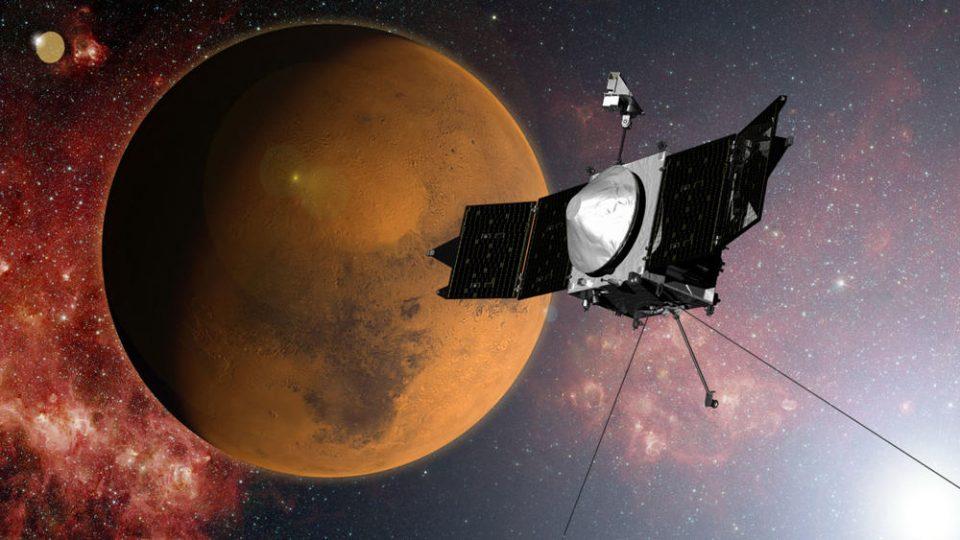 Откритие кое го шокираше целиот свет: НАСА пронајде докази дека на Марс постои живот (ВИДЕО)