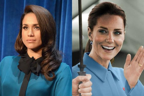 Скандал во кралското семејство: Жестока кавга меѓу Кејт Мидлтон и Меган Маркл